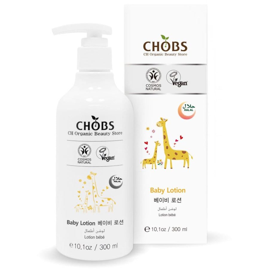 CHOBS Baby Lotion - lamisebeauty