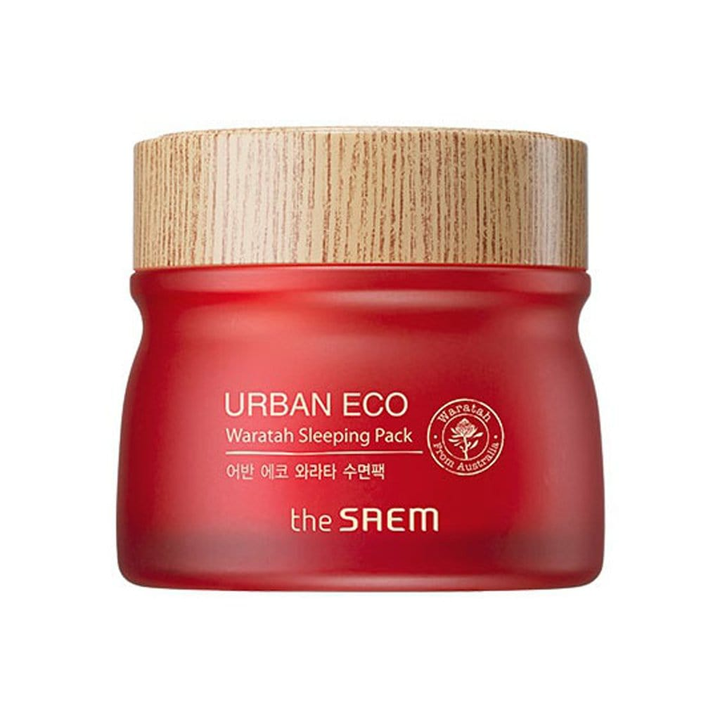 THE SAEM Urban Eco Waratah Sleeping Pack - lamisebeauty