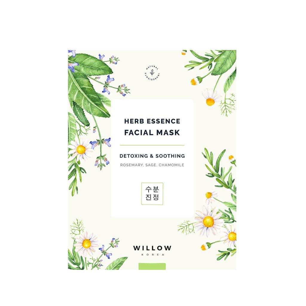 WILLOW Herb Essence Facial Mask - lamisebeauty