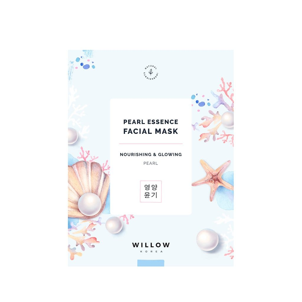 WILLOW Pearl Essence Facial Mask