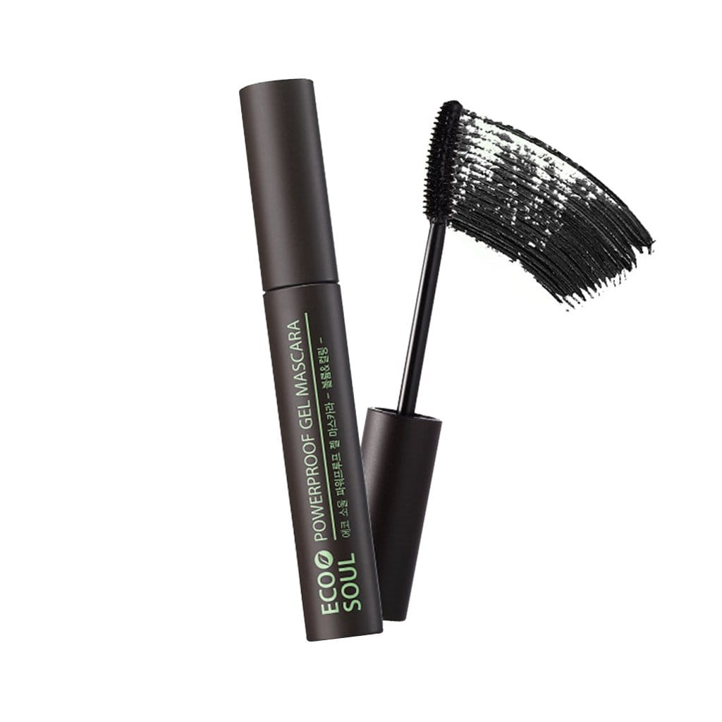 THE SAEM Eco Soul Powerproof Gel Mascara - Volume & Curling
