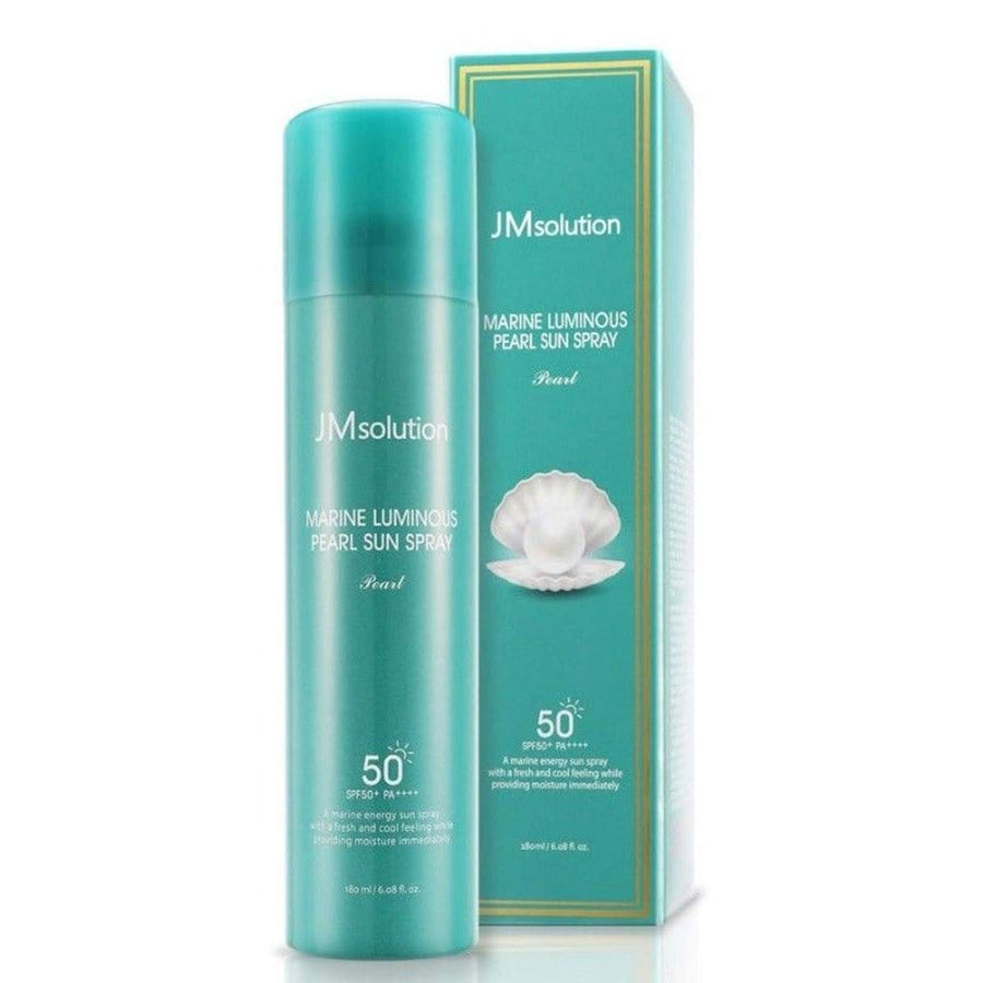 JMSOLUTION Marine Luminous Pearl Sun Spray - lamisebeauty