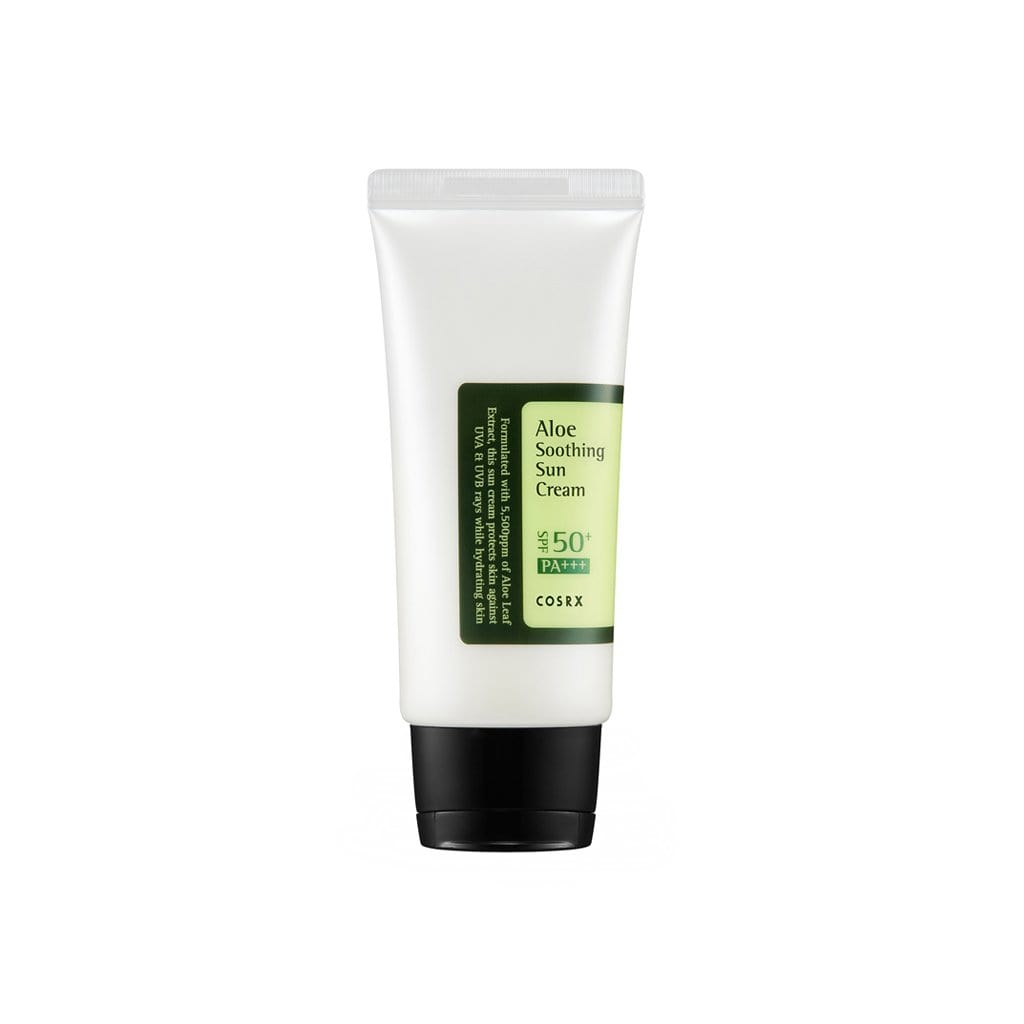 COSRX Aloe Soothing Sun Cream - lamisebeauty