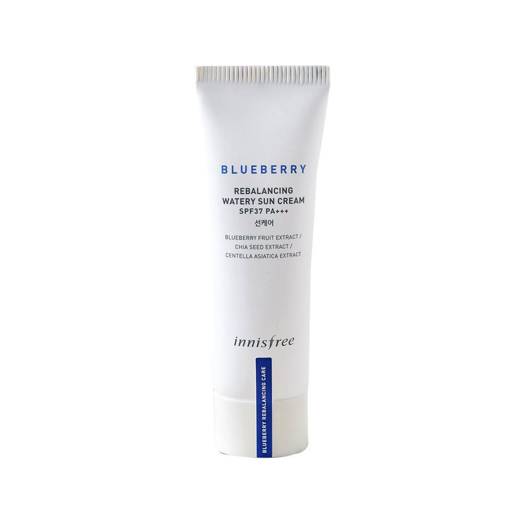 INNISFREE Blueberry Rebalancing Watery Sun Cream