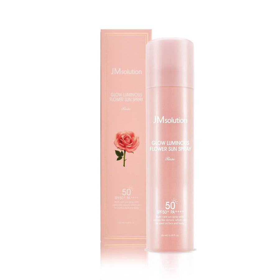 JMSOLUTION Glow Luminous Flower Sun Spray - lamisebeauty