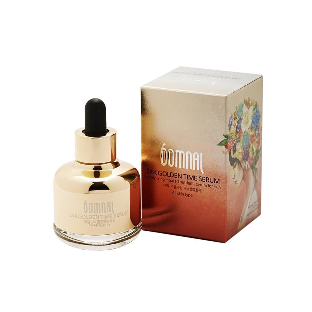 BOMNAL 24K Golden Time Serum - lamisebeauty