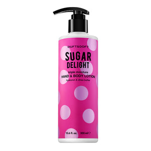 DUFT&DOFT Sugar Delight Triple Moisture Hand & Body Lotion