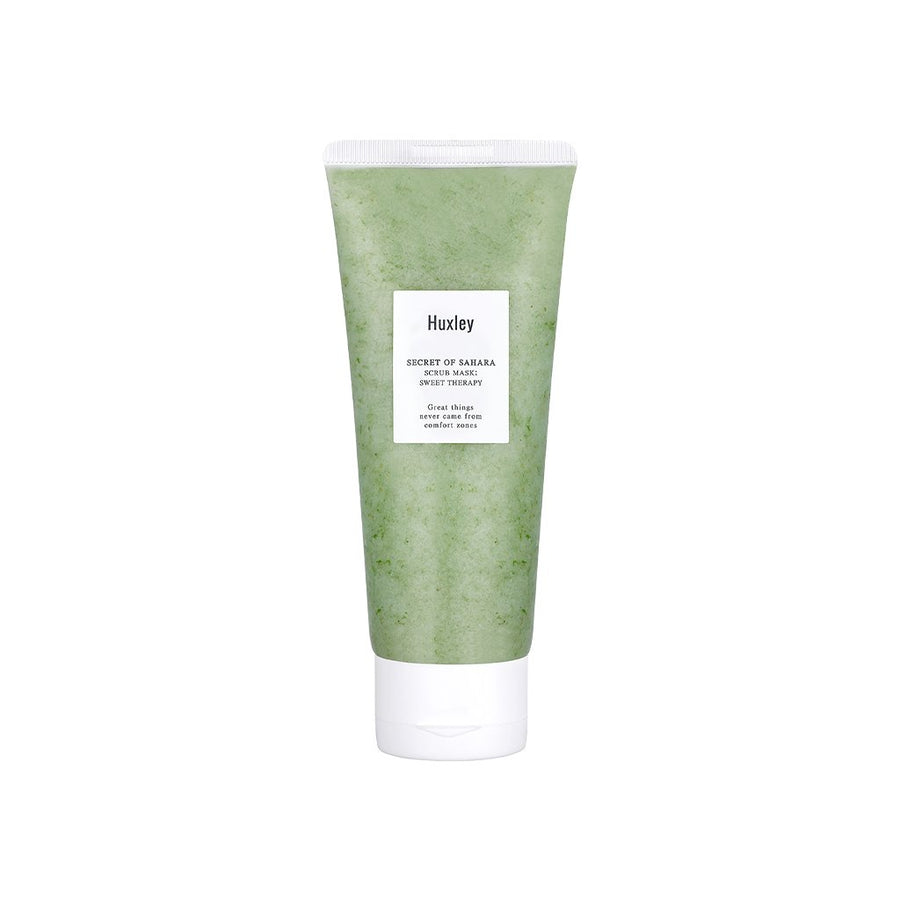 HUXLEY Scrub Mask; Sweet Therapy - lamisebeauty