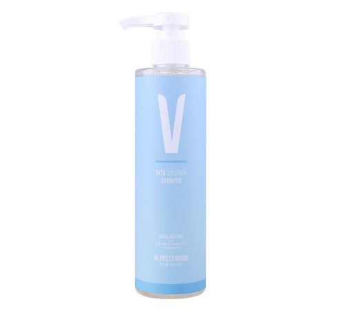 W.DRESSROOM Vita Solution - Shampoo No.97 April Cotton