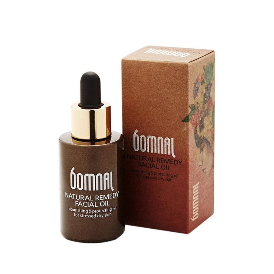 BOMNAL Natural Remedy Facial Oil