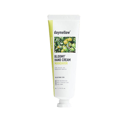 DAYMELLOW Bloomy Hand Cream Mandarin 50g