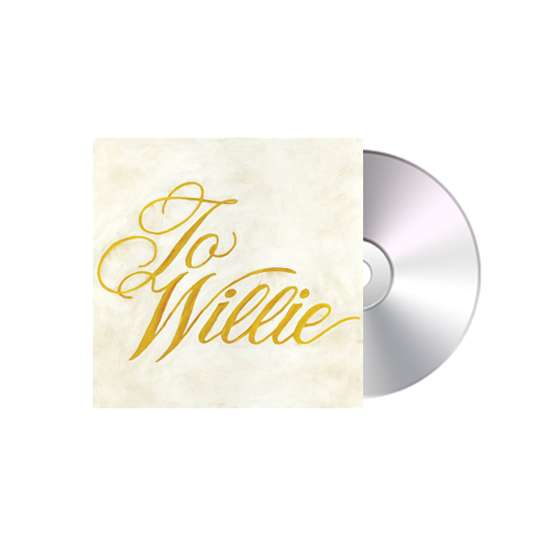 PHOSPHORESCENT - TO WILLIE CD