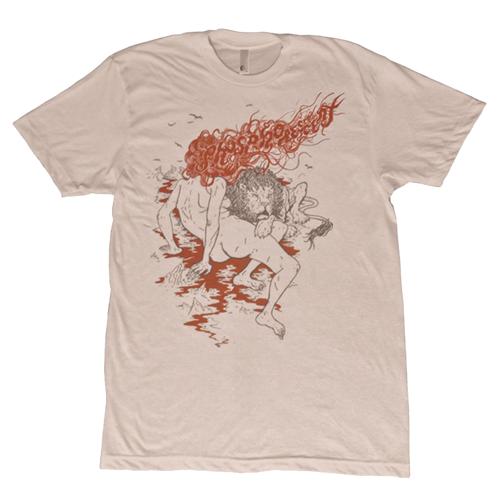PHOSPHORESCENT - LION TAMER TEE (MEN'S AND WOMEN'S)