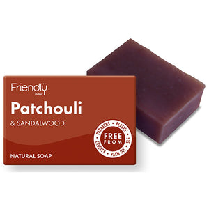 Friendly Soap | Patchouli and Sandalwood
