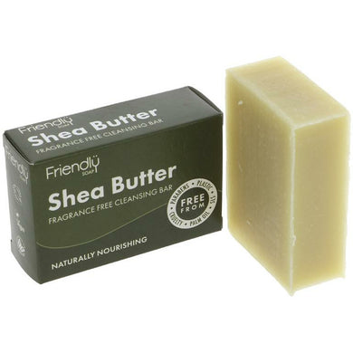 Friendly Cleansing Bar | Shea Butter