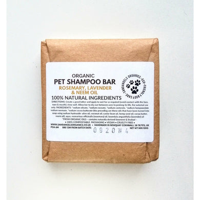 Pet Shampoo Bar | Organic