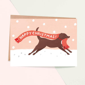 Happy Christmas Pup | Jade Fisher