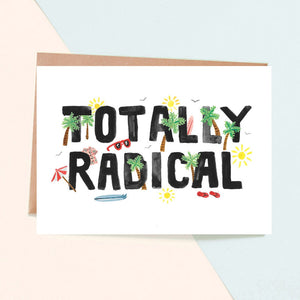 Totally Radical | Jade Fisher