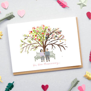 On Our Anniversary Tree | Jade Fisher