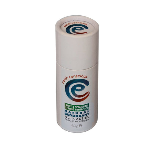 Earth Concious Natural Deodorant Stick