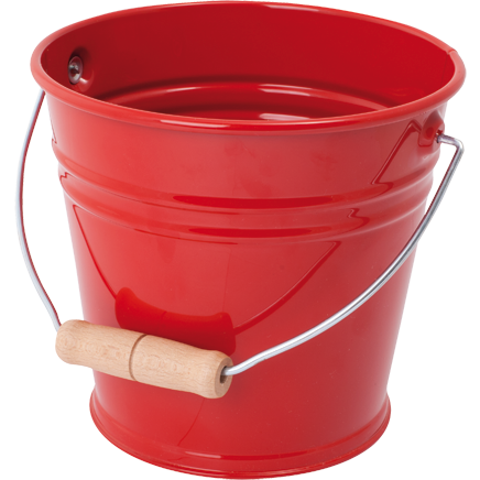 Sand Bucket | Red