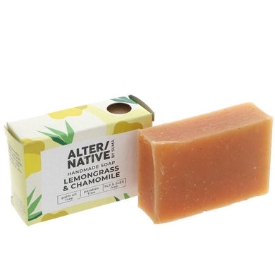 Alter/Native Soap | Lemongrass and Chamomile
