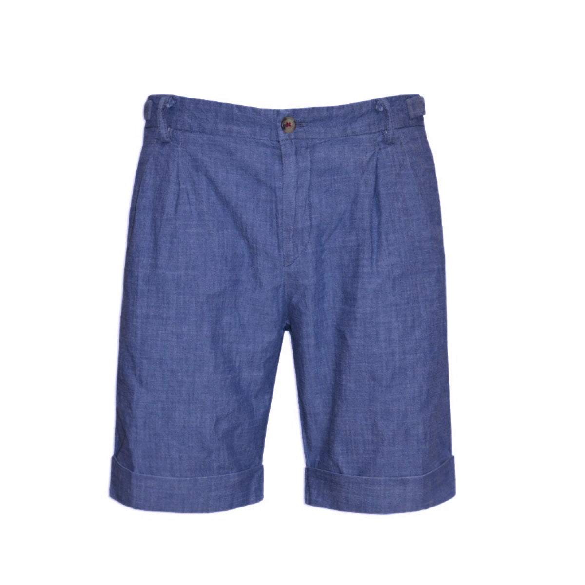 Bermuda-in-Lino-Cotone-Chambray