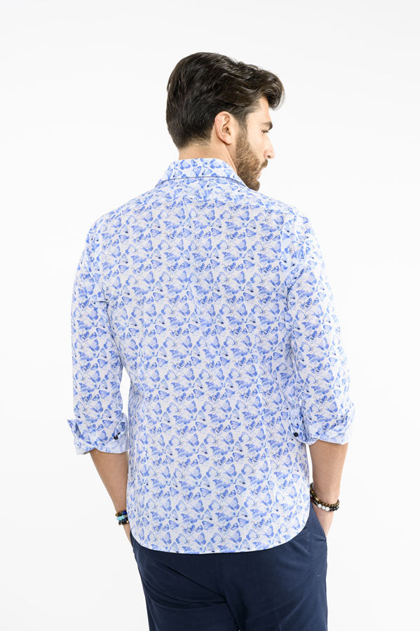 Camicia-Uomo-Stampa-Butterfly-Back-Vibenfactorystore