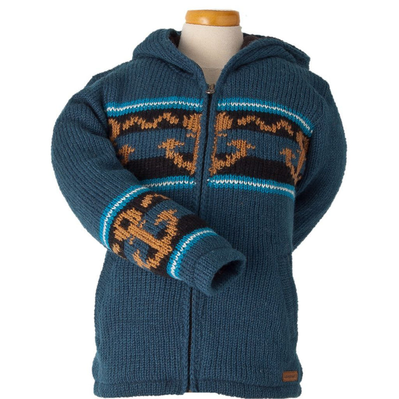 CAPTAIN KIDS' SWEATER