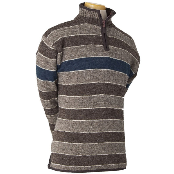 CAMBRIDGE KNIT PULLOVER