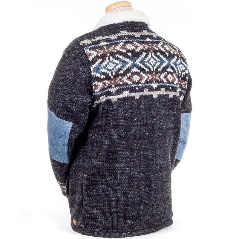 VAQUERO KNIT JACKET