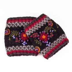 Abigail boot cuffs by Lost Horizons
