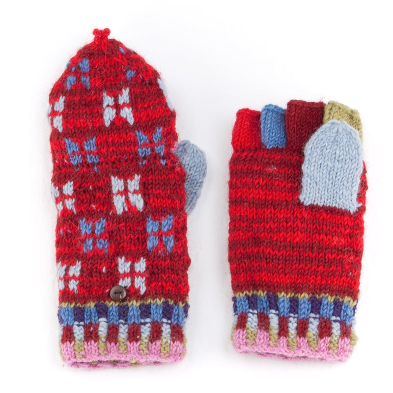 Amy Finger Mitten by Lost Horizons