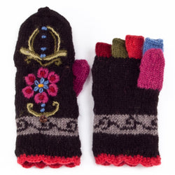 Eden fingermittens by Lost Horizons