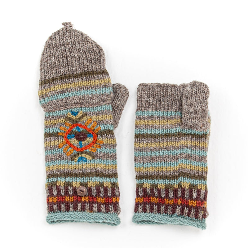 MIKA CONVERTIBLE MITTENS