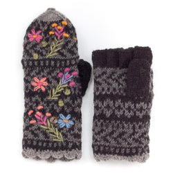 Sadie Finger Mittens by Lost Horizons