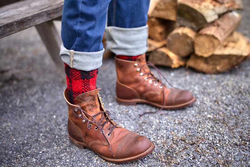 HUNTER MENS SOCKS
