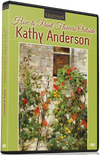 Kathy Anderson: How to Paint Flowers Outside