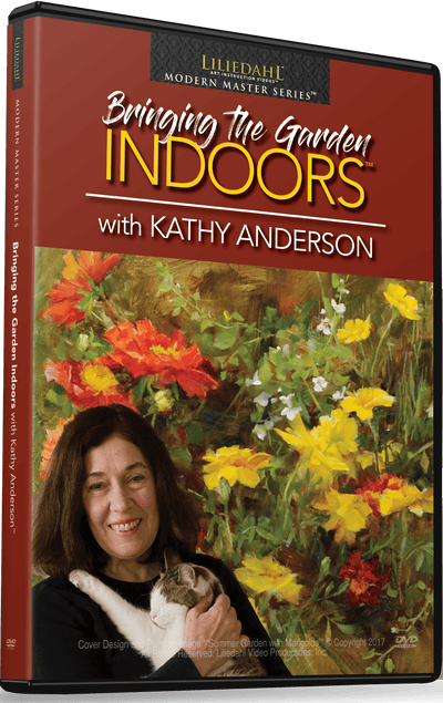 Kathy Anderson: Bringing The Garden Indoors