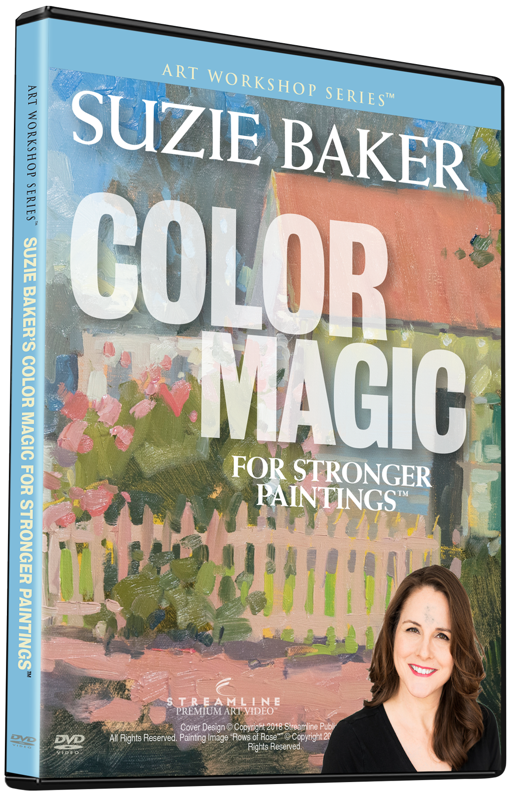 Suzie Baker: Color Magic for Stronger Paintings