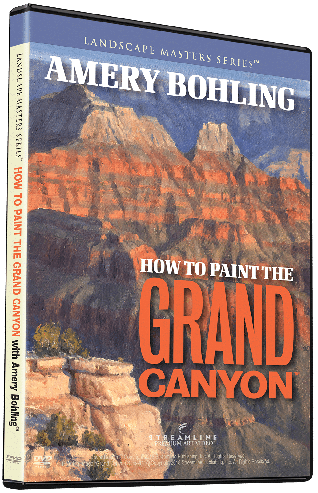 Amery Bohling: How To Paint The Grand Canyon