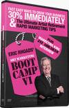Eric Rhoads' Art Marketing Boot Camp VI