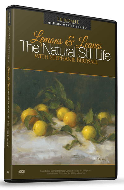 Stephanie Birdsall: Lemons and Leaves