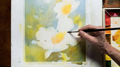 Brenda Swenson: Glowing Watercolors