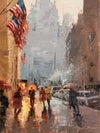 Michele Byrne: Palette Knife Cityscapes