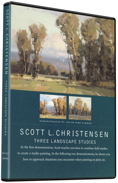 Scott Christensen: Three Landscape Studies