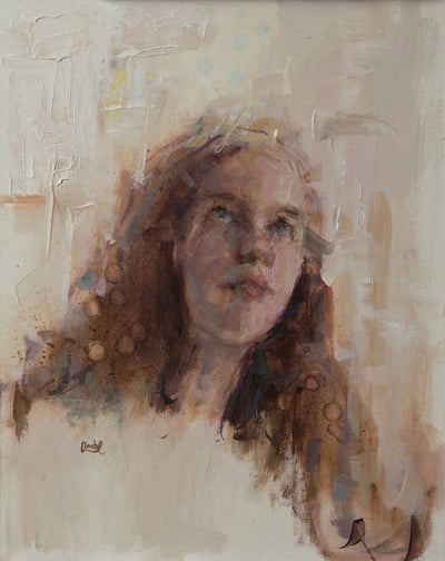 Chantel Barber: Painting From Photos - Expressive & Emotional