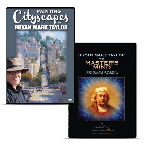 Bryan Mark Taylor Bundle (2 Videos)