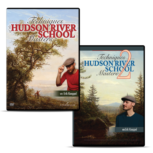 Erik Koeppel: Hudson River School Masters Bundle (2 Videos)