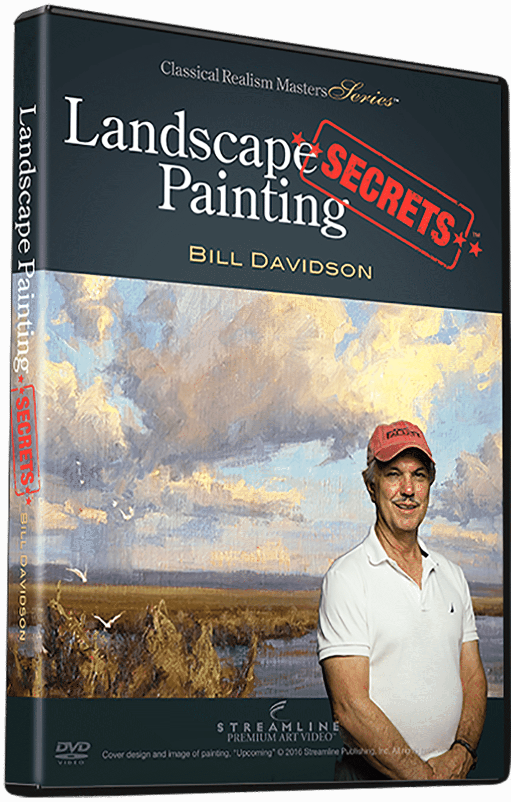 Bill Davidson: Landscape Painting Secrets